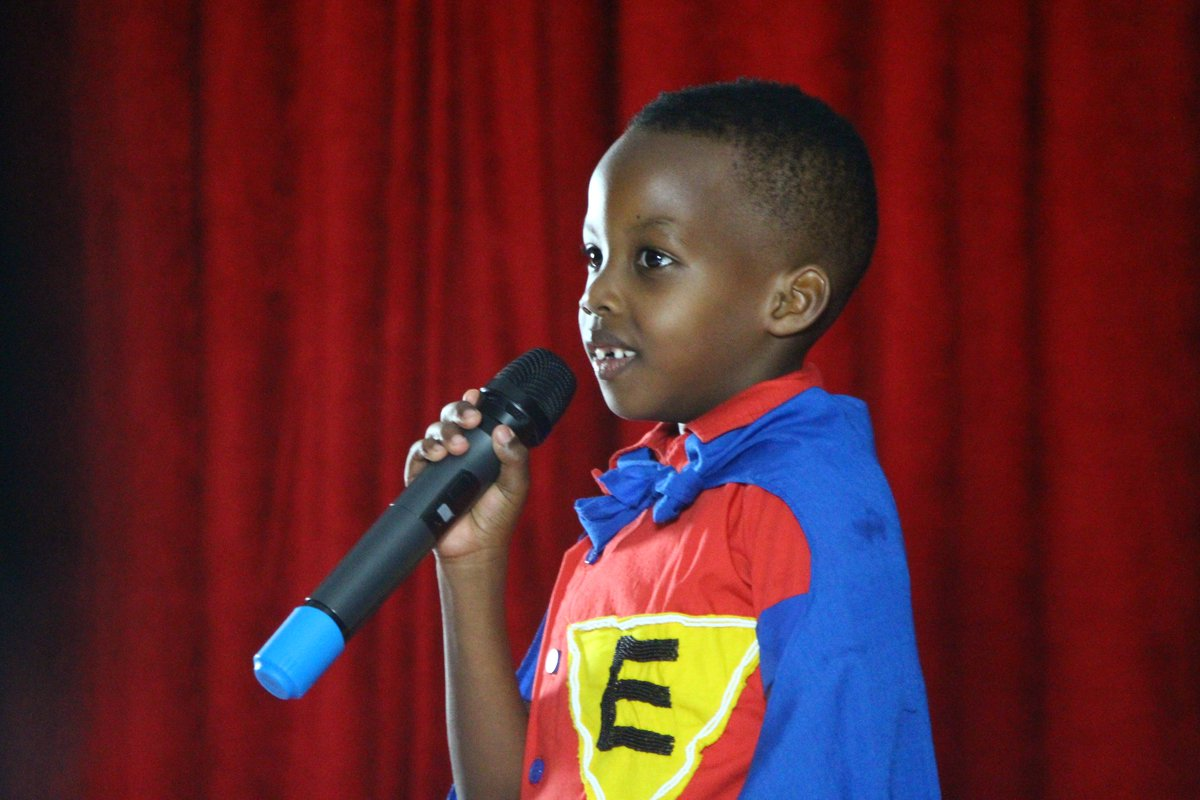 Ethan Theodore Yona un jeune super héro