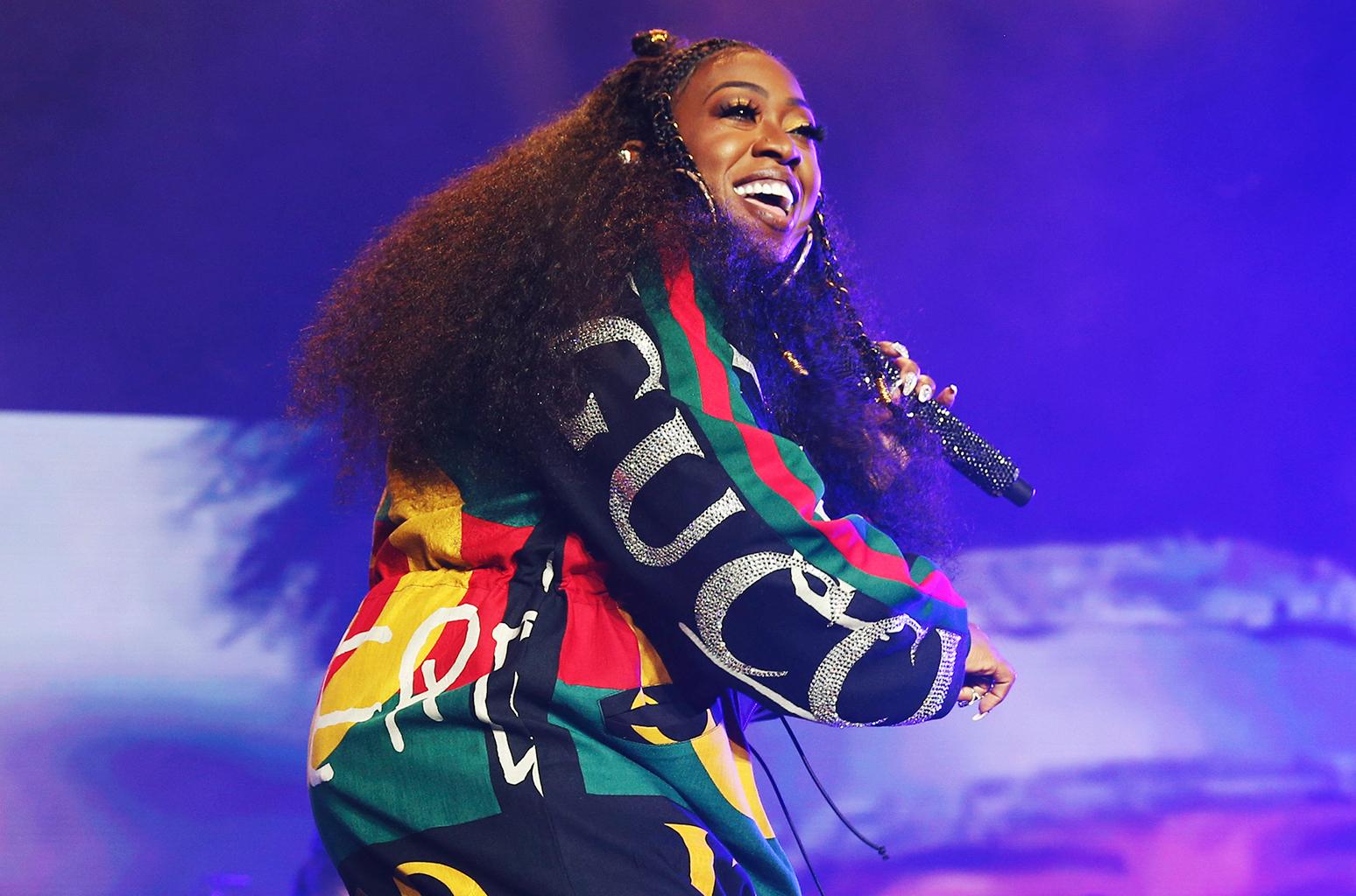 Missy Elliott la première rappeuse au  Songwriters Hall of Fame