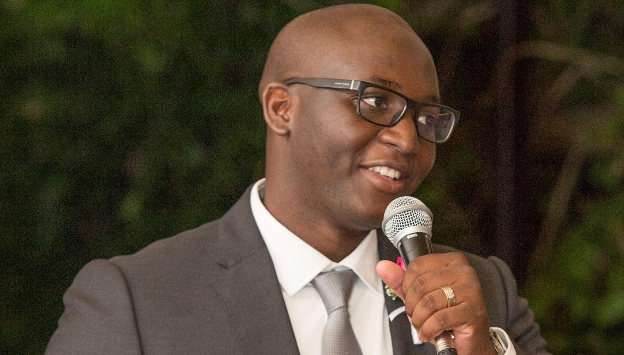 Yannick Nzonde figure parmi les entrepreneurs de moins 30 ans les plus prometteurs d'Afrique.