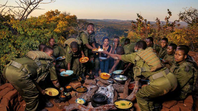 Akashinga, une unité d'élite au service de la nature au Zimbabwe