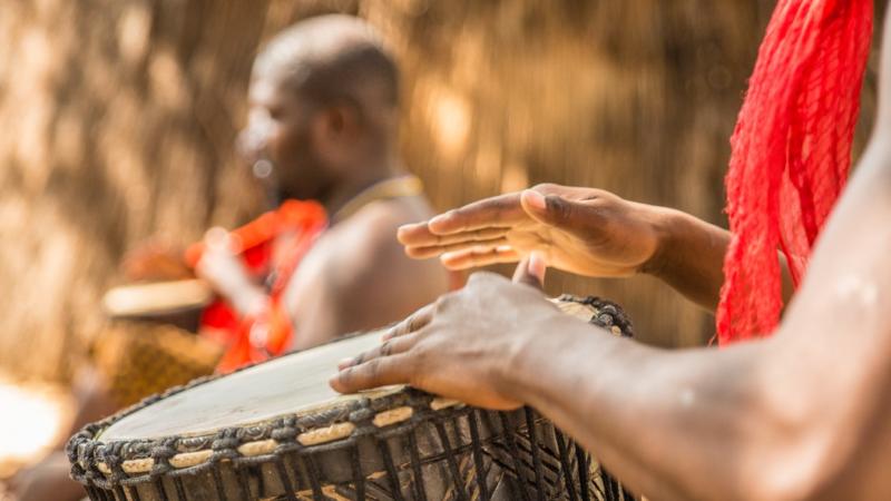 Gwoka au delà du tambour et du chaos l'expression de l'ordre