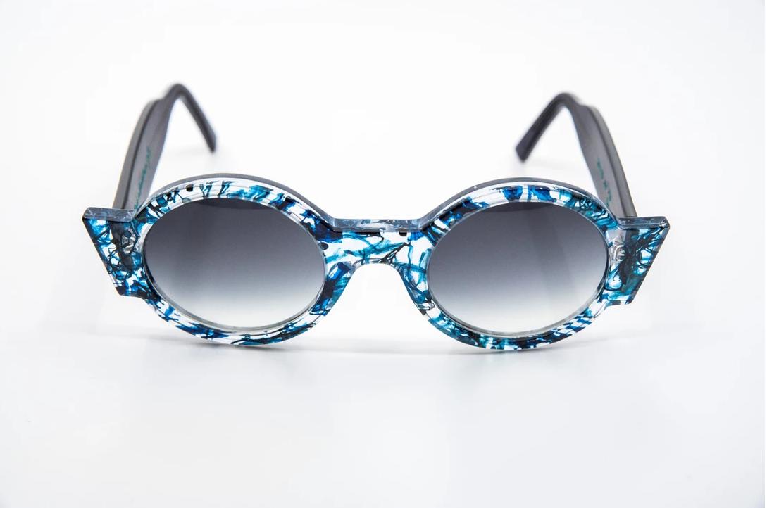 Les laboratoires Phytobokaz et le lunetier Bellatrix ont créé la première lunette à base de sargasses au monde