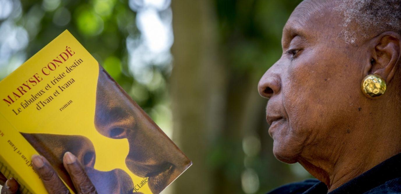 L'oeuvre de la caribéenne Maryse CONDÉ rayonne dans le monde